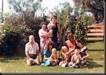 FAMILY ORARA STREET 1979