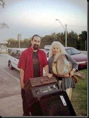 IZ AND LYNNE AT JAMOZE OCT 19 07