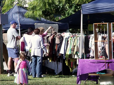 BELLINGEN MARKETS JULY 2010