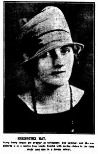 The Brisbane Courier Wednesday 7 September 1927, page 20