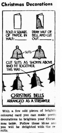 BELLS The Argus (Melbourne, Vic. 1848-1954), Tuesday 19 December 1944,