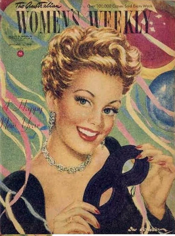 NYThe Australian Women's Weekly , Saturday 1 January 1949,