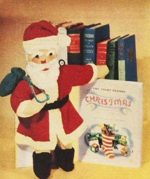 SANTA The Australian Women's Weekly , Wednesday 11 November 1953