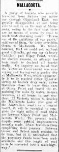 Bairnsdale Advertiser and Tambo and Omeo Chronicle (Vic. - 1882 - 1918), Saturday 30 November 1918,