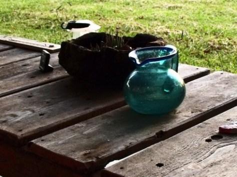 005 blue jug