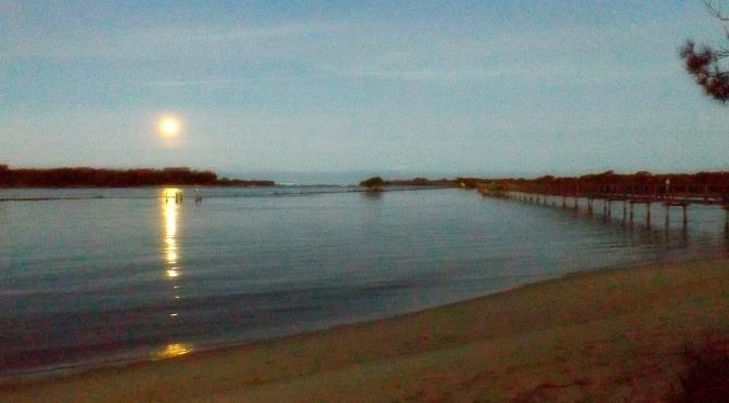 URUNGA SEA LIDO ON THE JUNE FULL MOON 2015